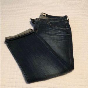 Big Star Maddie crop jeans, 29